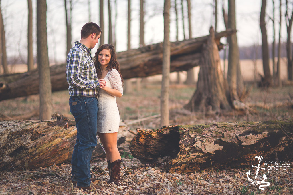 emerald anchor photography engagement photography