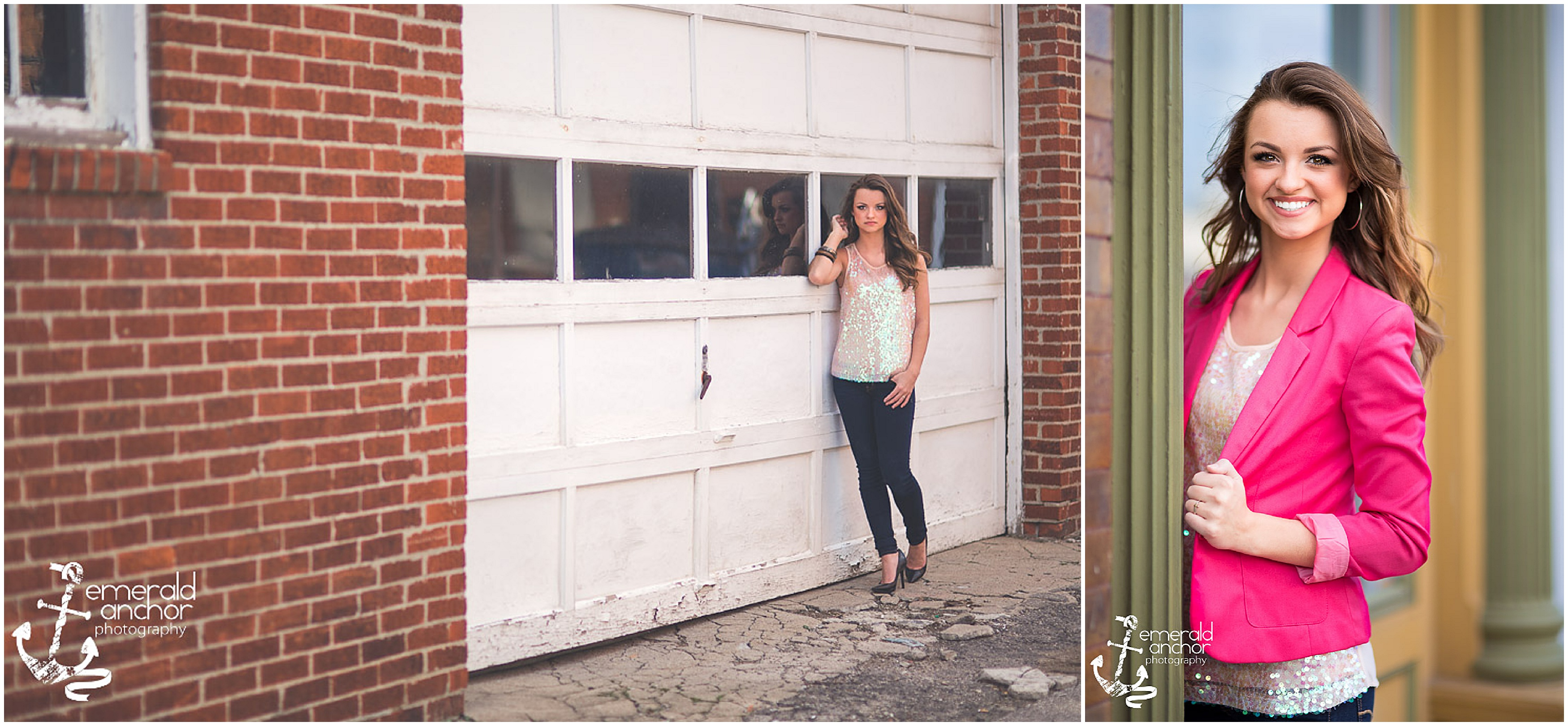 Emerald Anchor Photography Senior Pictures