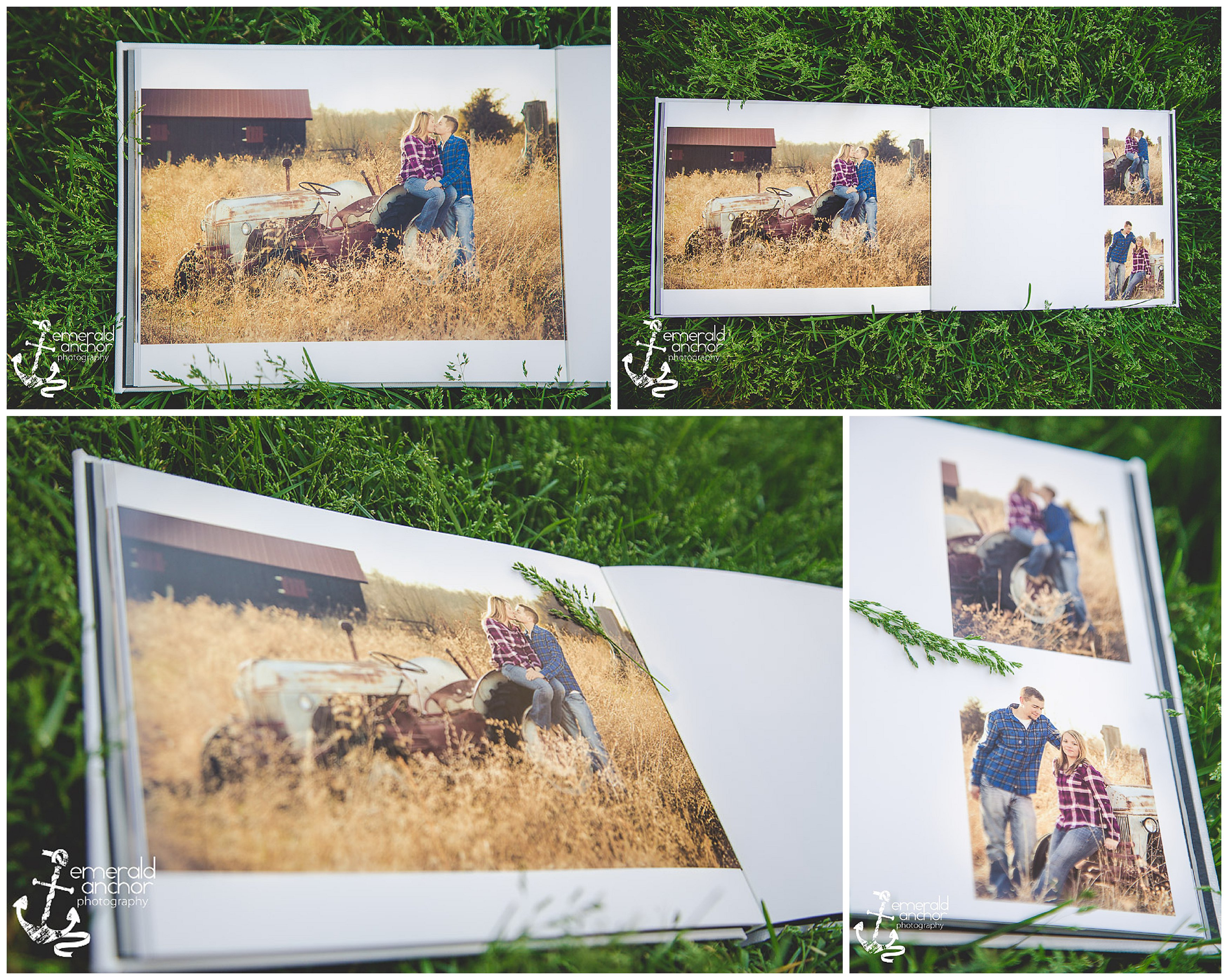 Emerald Anchor Photography Engagement Guest book (3)