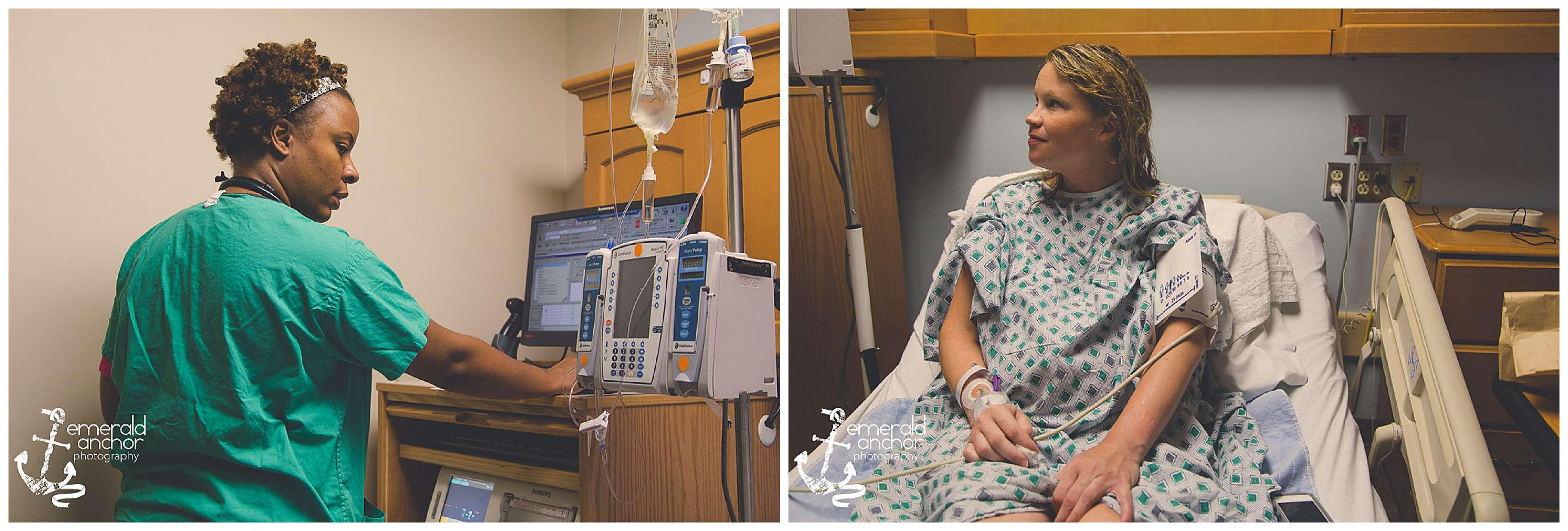 Emerald Anchor Photography Riverside Hospital Birth Story Photography Uriah Kade (2)