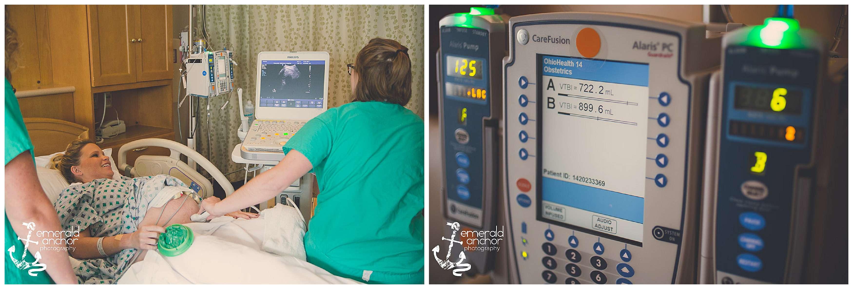 Emerald Anchor Photography Riverside Hospital Birth Story Photography Uriah Kade (22)