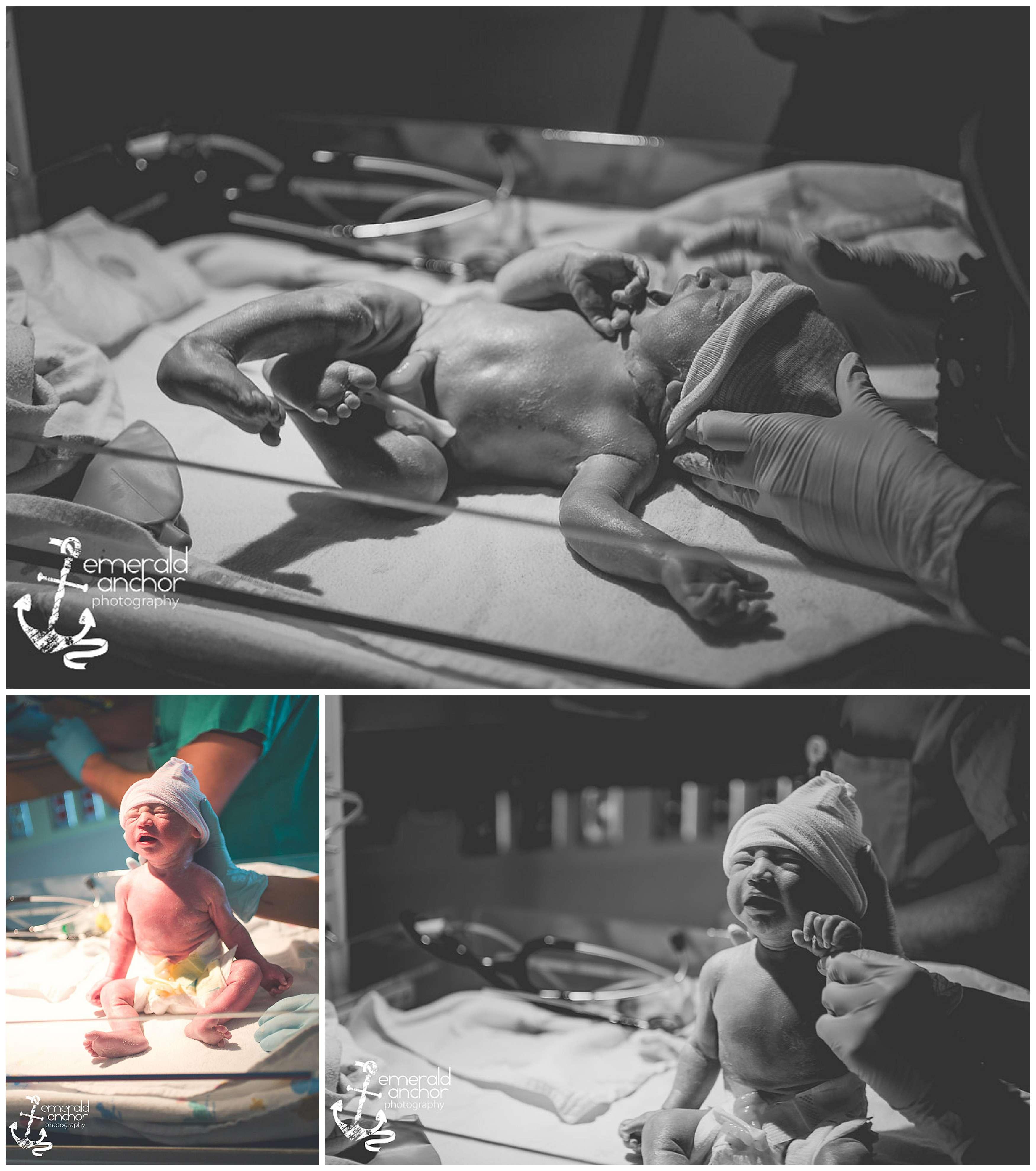 Emerald Anchor Photography Riverside Hospital Birth Story Photography Uriah Kade (58)