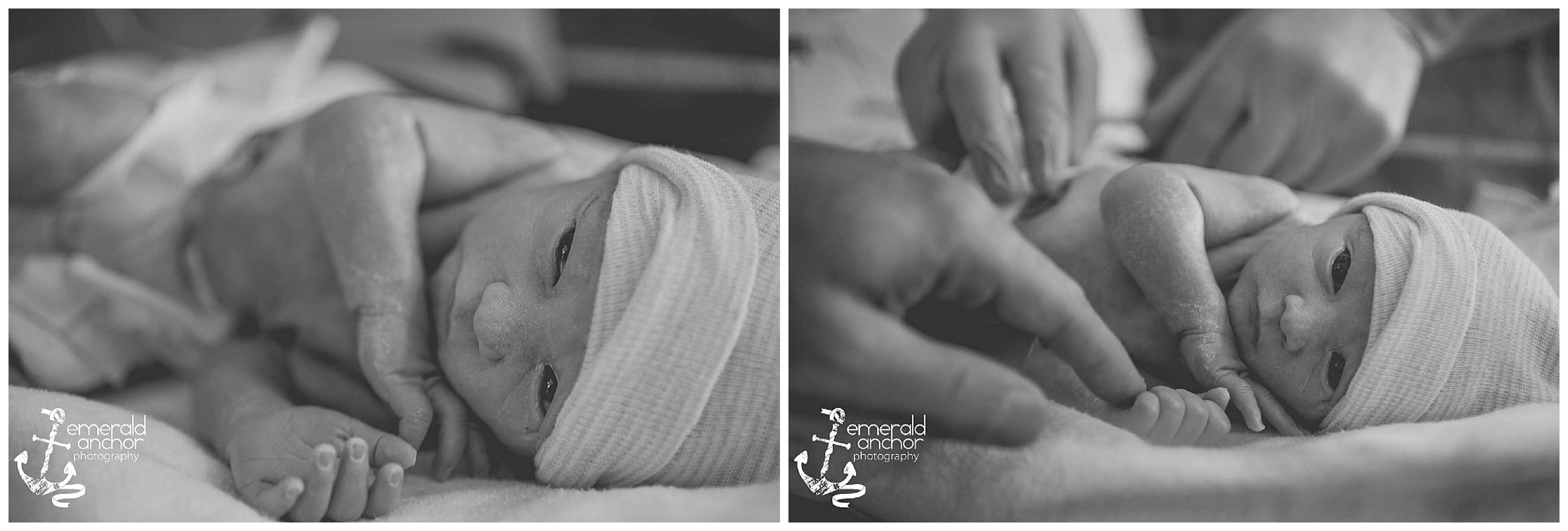 Emerald Anchor Photography Riverside Hospital Birth Story Photography Uriah Kade (60)