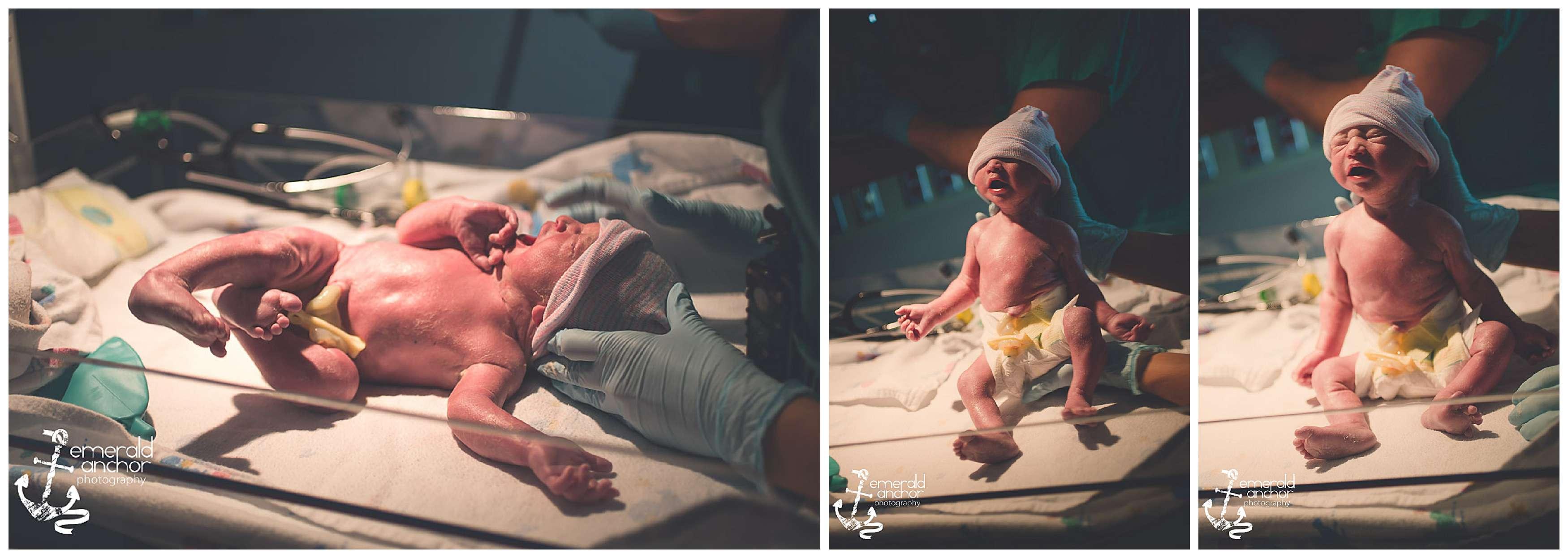 Emerald Anchor Photography Riverside Hospital Birth Story Photography Uriah Kade (61)