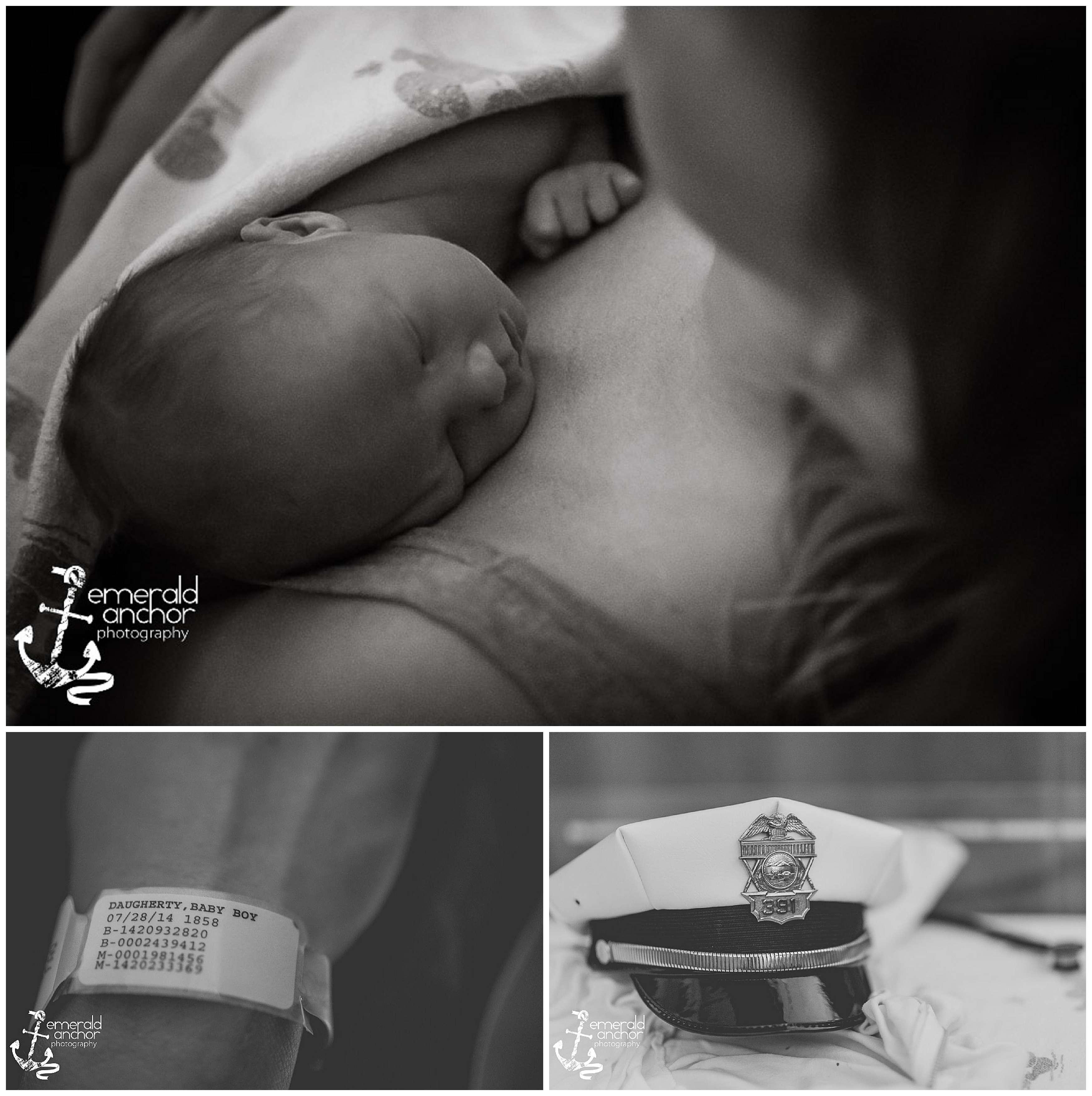 Emerald Anchor Photography Riverside Hospital Birth Story Photography Uriah Kade (78)